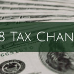 Tax Change…3 Things I Now Know